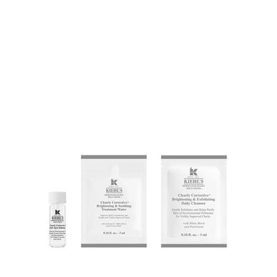 キールズ 透明美白美容液 体感サンプルセット