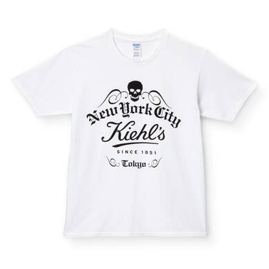 Made by KIEHL'S New York City Tシャツ