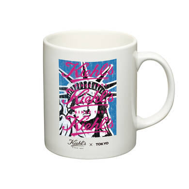 Made by KIEHL'S Lady Liberty マグカップ
