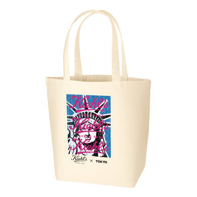 Made by KIEHL'S Lady Liberty トートバッグ