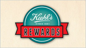 Kiehl's rewards