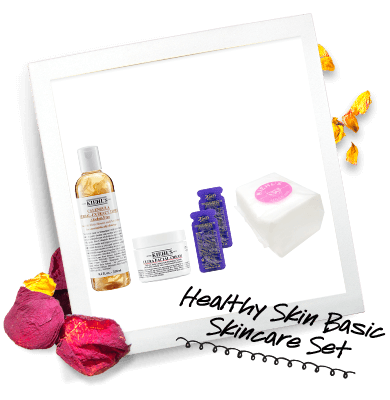 Healthy Skin Basic Skincare Set