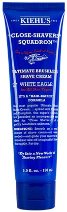 Ultimate Brushless Shave Cream - White Eagle