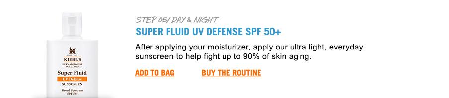 Super fluid UV defense SPF 50+