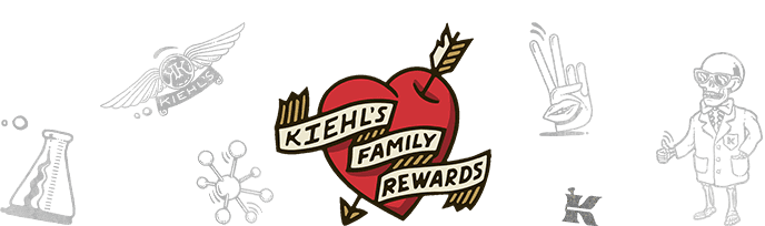 KIEHL'S FAMILY REWARDS